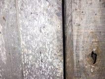 Surface de vieux bois Images libres de droits