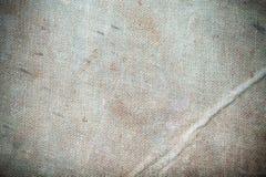 Surface de vieux tissu sale pour le fond texturisé toned Images libres de droits