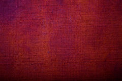 Surface de vieux tissu sale pour le fond texturisé toned Image stock