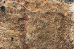 Surface du marbre Photographie stock