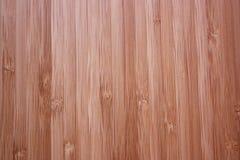 Surface en bambou Photos stock