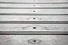 Surface en bois photographie stock libre de droits
