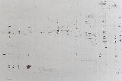 Surface en bois blanche Images stock