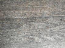 Surface en bois brun clair, grain en bois profond, vieux bois sec, rayures horizontales photos stock