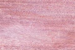 Surface en bois d'acajou Image libre de droits