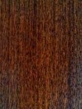 Surface en bois de brun foncé photo libre de droits