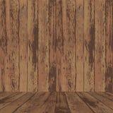 Surface en bois de texture Images stock