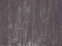 Surface en bois foncée comme fond Images libres de droits