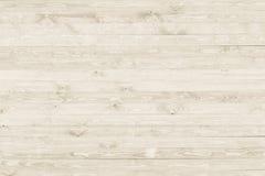 Surface en bois grunge blanche de fond de texture Image libre de droits