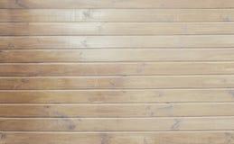 Surface en bois légère de fond de texture avec la vue supérieure de vieux mur naturel de modèle Rustique organique photo libre de droits