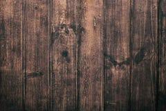 Surface en bois molle de Brown comme fond, planches en bois de texture Photos libres de droits