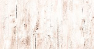 Surface en bois molle de texture de lavage blanc léger comme fond Le grunge a blanchi la vue supérieure de planches de modèle en  photos stock