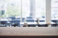 Surface en bois vide Photos libres de droits