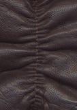Surface en cuir Image libre de droits