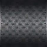 surface en métal Photos libres de droits