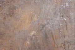 Surface en métal Images libres de droits