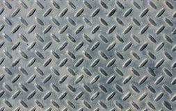 Surface en métal pour le fond industriel Images stock