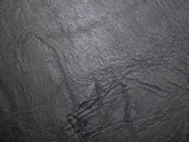 The surface of genuine leather. Close up Stock Photos