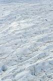 Surface of glacier Royalty Free Stock Photography