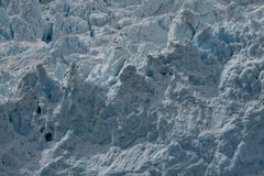 Surface of glacier Stock Photos
