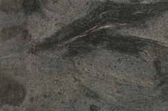 Surface of the granite. Black and grey colours. royalty free stock photo