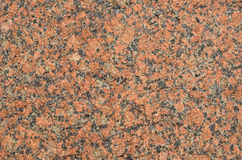 Surface of granite stone treated Royalty Free Stock Photography