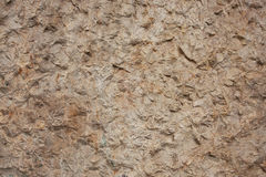 Surface of the gray-brown stone Royalty Free Stock Image