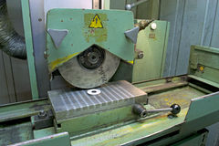 Surface grindermaskin Royaltyfri Fotografi