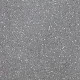 Surface grise de quartz pour la partie supérieure du comptoir de salle de bains ou de cuisine image stock