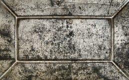 Surface grunge rouillée en métal image libre de droits