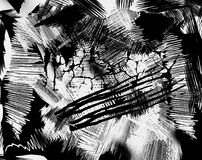 Surface grunge urbaine Image stock
