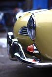 Surface intérieure brute 69 de VW Karmann Photographie stock