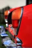 Surface intérieure brute 70 de VW Karmann Photos stock