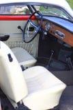 Surface intérieure brute 70 de VW Karmann Image stock