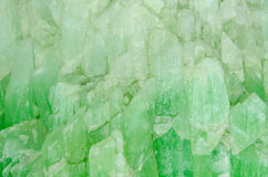 Surface of jade stone. Royalty Free Stock Photos