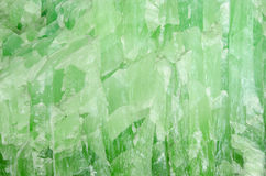 Surface of jade stone. Royalty Free Stock Photography