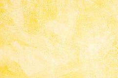 Surface jaune photo stock