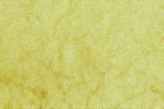 Surface jaune-clair de lavage de marbre ou de sable, pierre de détail, fond abstrait image stock