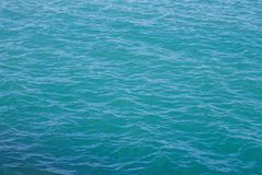 Surface of Lake Water Royalty Free Stock Image