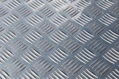 Surface métallique Image libre de droits