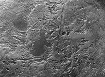 Surface métallique Image stock