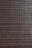Surface métallique en tant que modèle de texture de fond Image stock