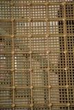 Surface métallique en tant que modèle de texture de fond Images libres de droits