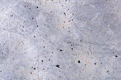 Surface métallique rayée Photographie stock libre de droits