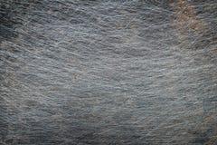 Surface métallique texturisée avec des traces de la corrosion photographie stock