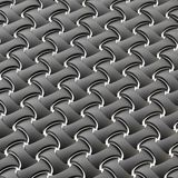 Surface made of multiple tiles Stock Images
