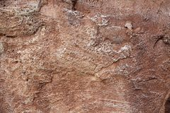 Surface of the marble with brown tint. Rocks texture for web site background Royalty Free Stock Image