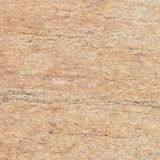 Surface of the marble with brown tint, stone texture and background. Royalty Free Stock Photos