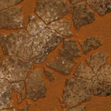 Surface mars Stock Photography