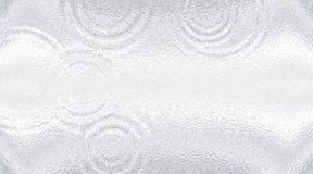 Surface mate légère Glace givrée ondulation Fond gris blanc de gradient illustration de vecteur